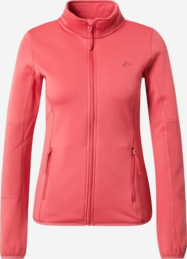 Jachetă  fleece funcțională 'JETTA' ONLY PLAY pe roz pitaya, Vizualizare produs