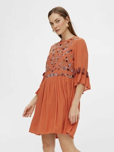 Y.A.S Tuniek in de kleur Sinaasappel, Modelweergave