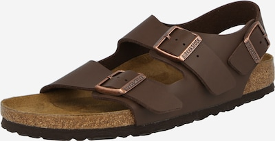 BIRKENSTOCK Sandal 'Milano' in Brown, Item view