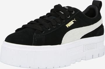 PUMA Sneakers 'Mayze' in Black