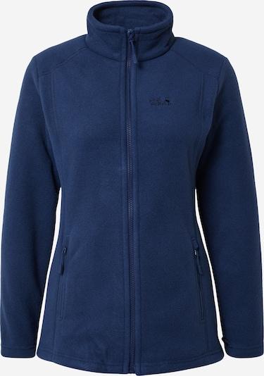 JACK WOLFSKIN Bluza polarowa funkcyjna w kolorze ciemny niebieskim, Podgląd produktu