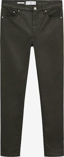 MANGO Jeans in de kleur Kaki, Productweergave