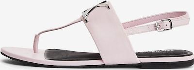 Calvin Klein Jeans Sandale in pastellpink, Produktansicht