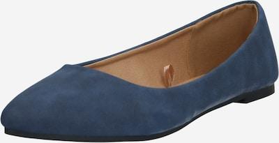 rubi Ballerina in dunkelblau, Produktansicht