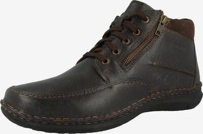 JOSEF SEIBEL Schuh in braun / dunkelbraun, Produktansicht