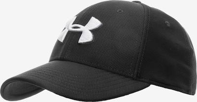 UNDER ARMOUR Cap 'Blitzing 3.0' in schwarz / weiß, Produktansicht