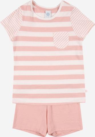 SANETTA Pajamas in Pink