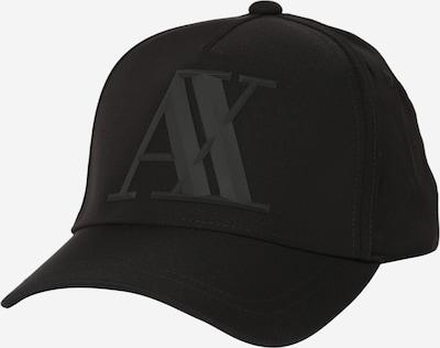 ARMANI EXCHANGE Kapa   črna barva, Prikaz izdelka