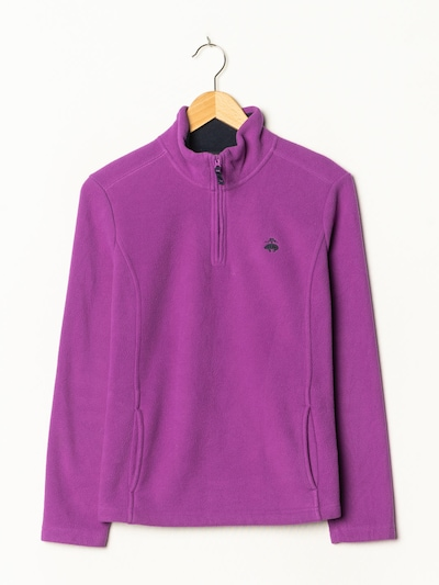 Brooks Brothers Fleece in M-L in orchidee, Produktansicht