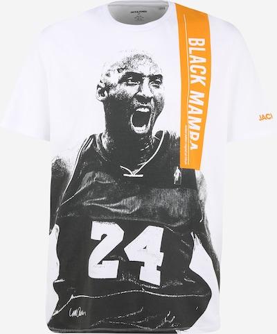 narancs / fekete / fehér Jack & Jones Plus Póló 'LEGENDS TRIBUTE', Termék nézet
