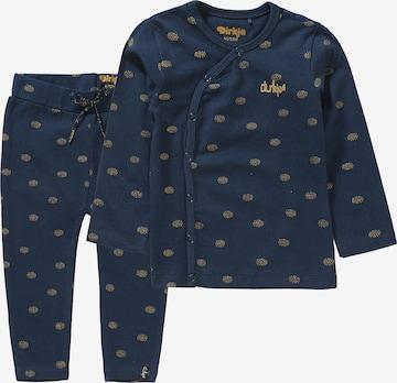 Dirkje Shirt und Hose in Blau
