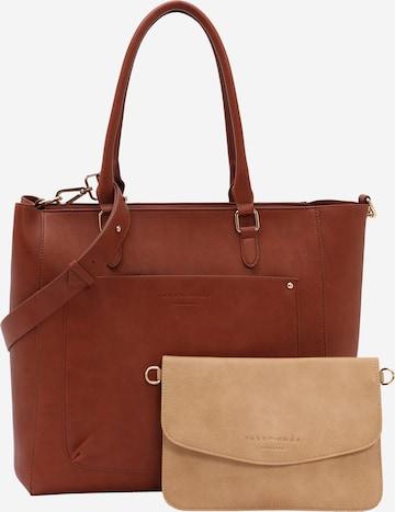 rosemunde Handbag in Brown