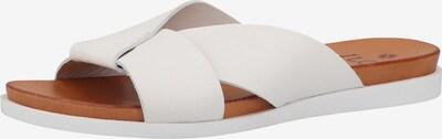 ILC Pantoletten in weiß, Produktansicht