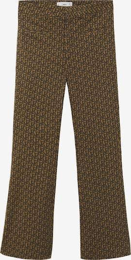 MANGO Pants 'Trumpet2' in Khaki / Olive, Item view