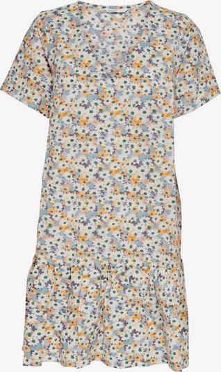ONLY Poletna obleka 'Tammie' | mešane barve / bela barva, Prikaz izdelka