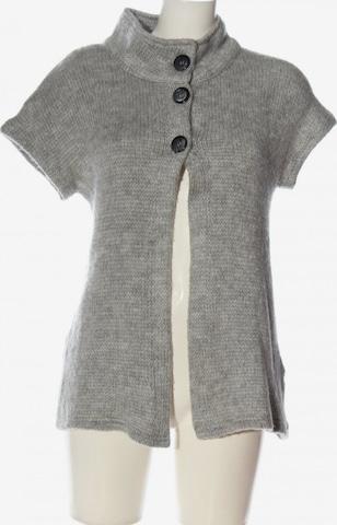 Gina Laura Sweater & Cardigan in S in Grey