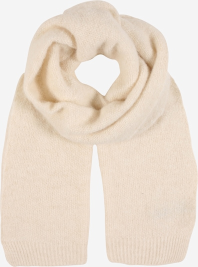 AMERICAN VINTAGE Scarf 'East' in cream, Item view