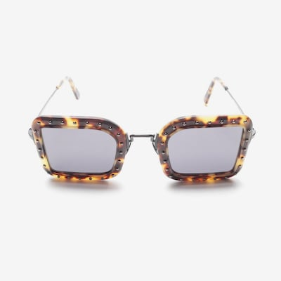 Philipp Plein Sonnenbrille in One Size in braun, Produktansicht