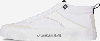 Calvin Klein Jeans Sneakers laag in de kleur Wit, Productweergave