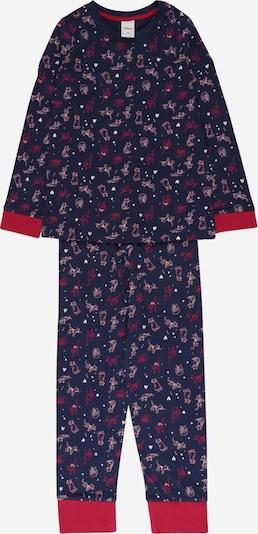 s.Oliver Junior Pižama   modra / mešane barve barva, Prikaz izdelka