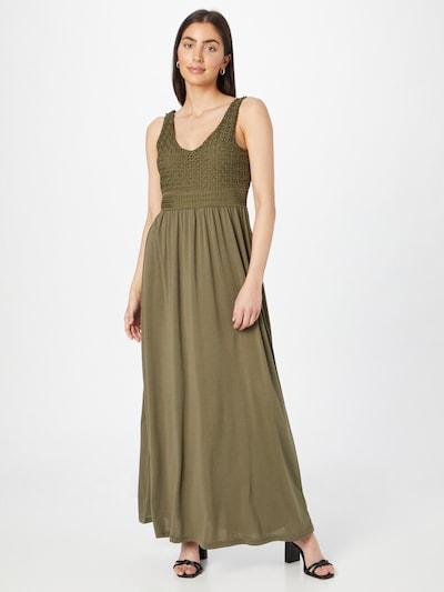 JDY Společenské šaty 'SANDY' - khaki, Model/ka