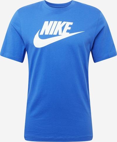 Nike Sportswear Paita värissä sininen / valkoinen, Tuotenäkymä
