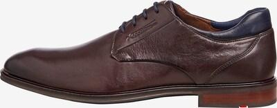 LLOYD Schuh in kastanienbraun, Produktansicht
