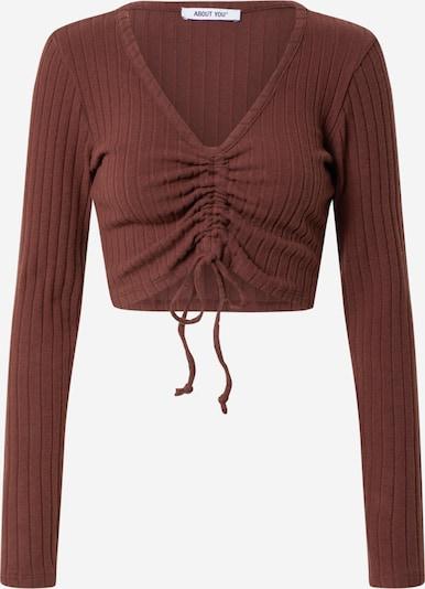 Tricou 'Maxi Longsleeve' ABOUT YOU pe maro, Vizualizare produs
