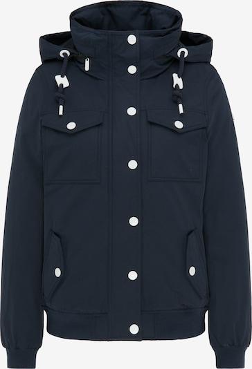 ICEBOUND Winterjas in de kleur Marine / Wit, Productweergave