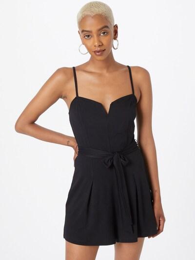 ABOUT YOU Overal 'Jasmin' - černá, Model/ka