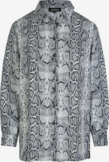 Vestino Boyfriend-Hemd in grau, Produktansicht