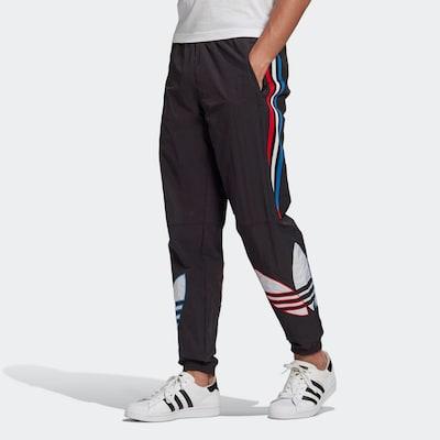 ADIDAS ORIGINALS Kalhoty - modrá / červená / černá / bílá, Model/ka