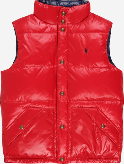 POLO RALPH LAUREN Vest 'Hawthorn' in red, Item view