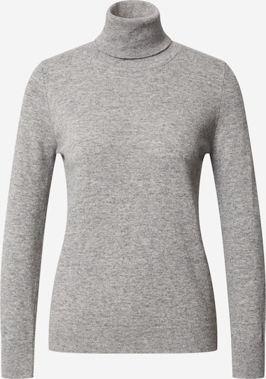UNITED COLORS OF BENETTON Pulover u siva: Prednji pogled