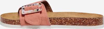 ONLY Pantolette 'MAXI-5' i rosé, Produktvy