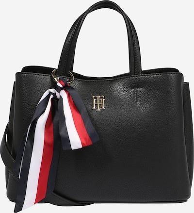 TOMMY HILFIGER Handtas in de kleur Donkerblauw / Rood / Zwart / Wit, Productweergave