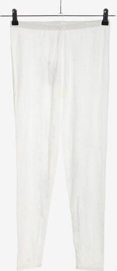 FALKE Leggings in L in hellgrau / weiß, Produktansicht