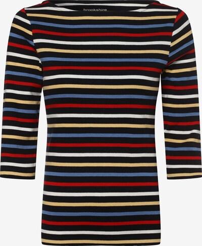 Brookshire Shirt in blau / rot / schwarz / weiß, Produktansicht