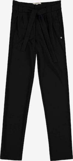 GARCIA Bandplooibroek in de kleur Zwart, Productweergave