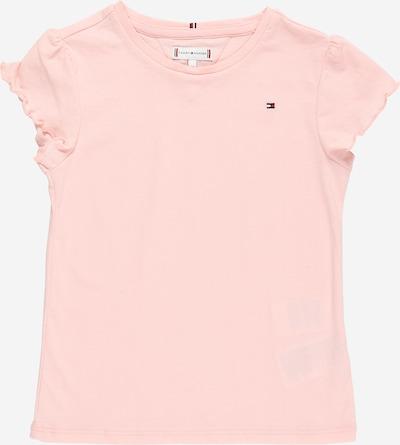 TOMMY HILFIGER Shirt 'ESSENTIAL RUFFLE' in pink, Produktansicht