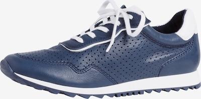 TAMARIS Sneaker in navy / weiß, Produktansicht