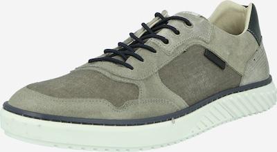 BULLBOXER Sneaker in rauchgrau / dunkelgrau, Produktansicht