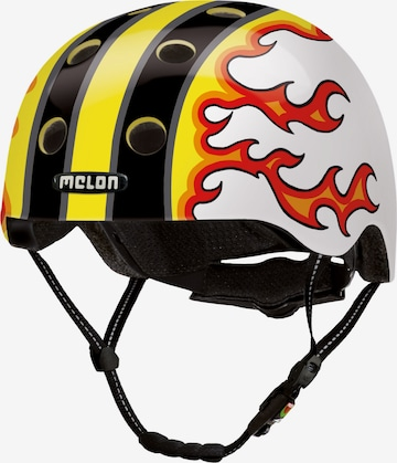 Melon Helmet 'Fired Up' in Mixed colors