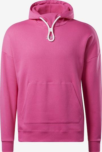 REEBOK Pullover in pink, Produktansicht