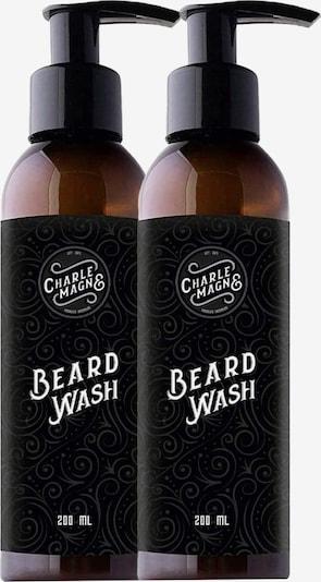 Charlemagne Premium Beard Shampoo in Transparent, Item view
