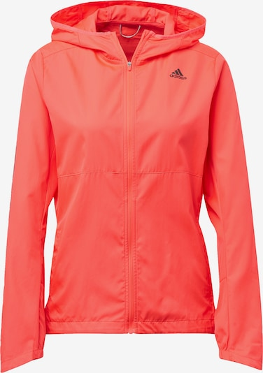 ADIDAS PERFORMANCE Jacke 'Own the Run Hooded' in pink, Produktansicht
