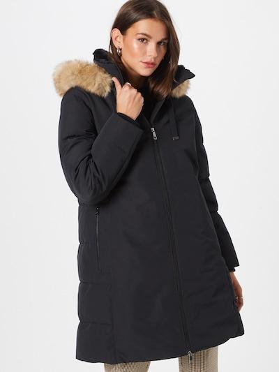 ESPRIT Winter Coat in Black, View model