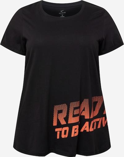 Active by Zizzi Funkčné tričko - oranžová / čierna, Produkt