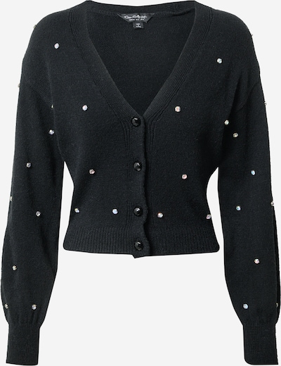 Miss Selfridge Strickjacke in schwarz, Produktansicht
