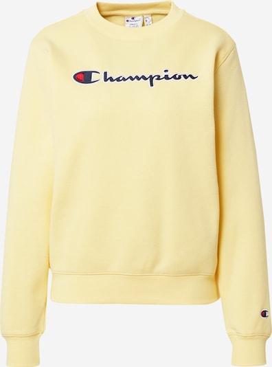 Champion Authentic Athletic Apparel Mikina - námornícka modrá / žltá / biela, Produkt